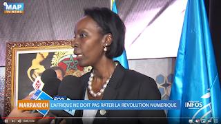 Taroudantpress COM 2019: L'Afrique ne doit pas rater la révolution numérique (CEA)