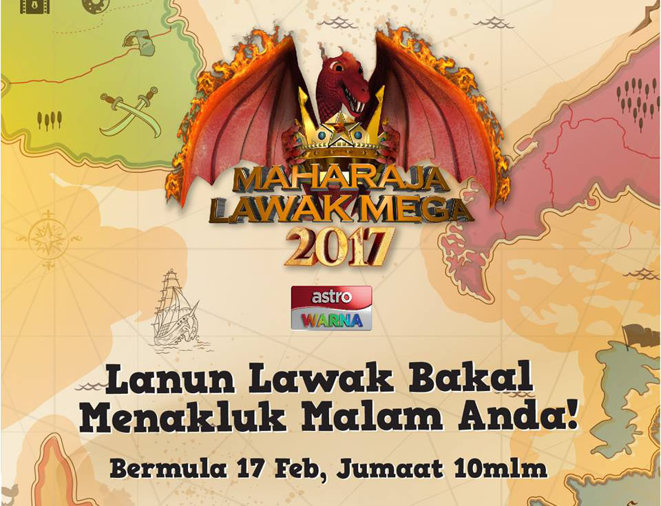 Live Streaming Maharaja Lawak Mega 2017 Minggu 10