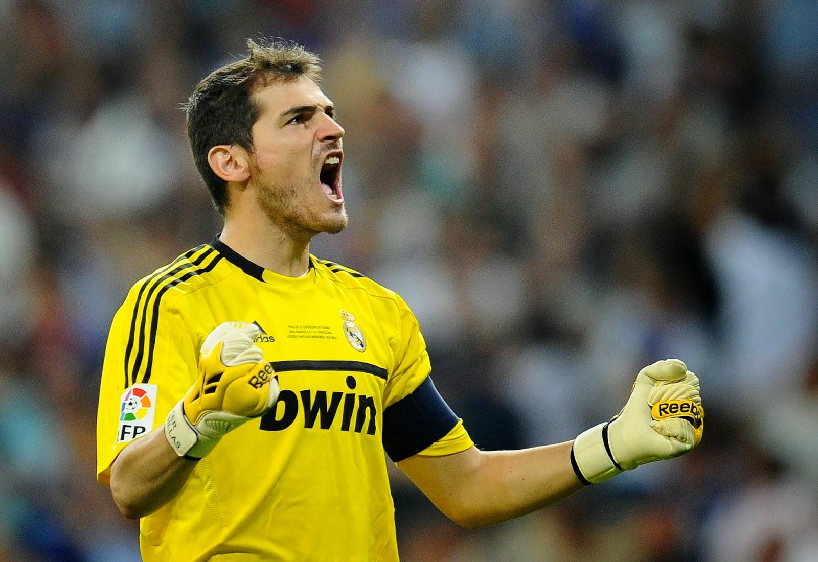 Iker Casillas Para Colorear Iker Casillas Para Colorear