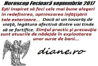Horoscop septembrie 2017 Fecioară