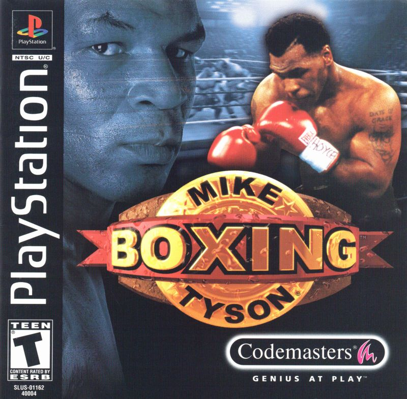 Mike Tyson Boxing  - PS1 - ISOs Download