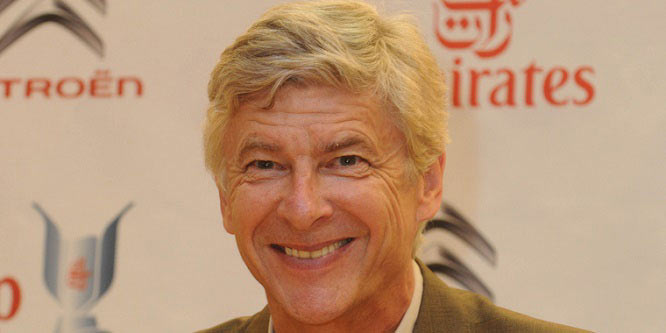 Arsenal is the best club in the world - Arsene Wenger