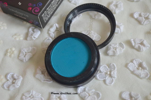 Coloressence Cake Eyeliner CE-2 Tourquish Blue Shade