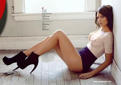 Lauren Cohan (Supernatural dan The Walking Dead)