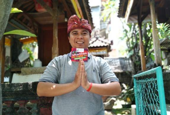 Kartu Perdana Smartfren GSM Semeton Bali