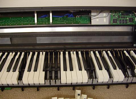 Suzuki Piano Repair