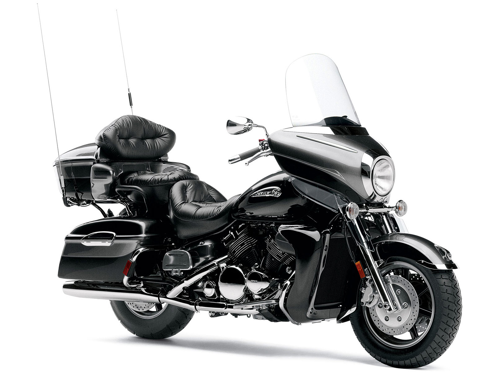 Yamaha Royal Star Venture 20