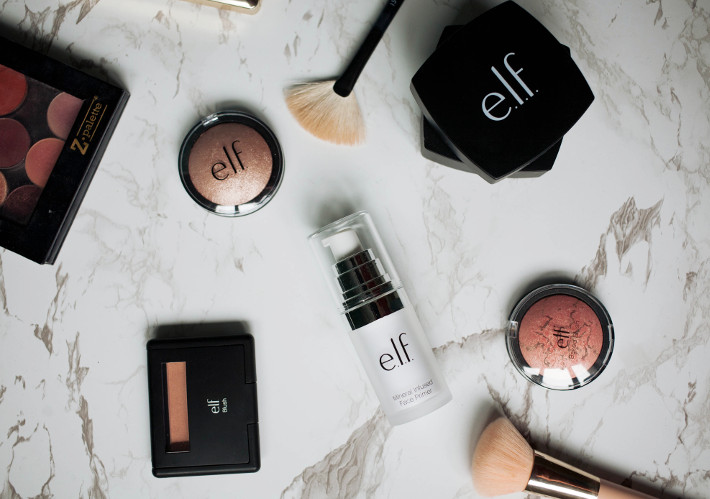 Beauty: ELF Haul + review