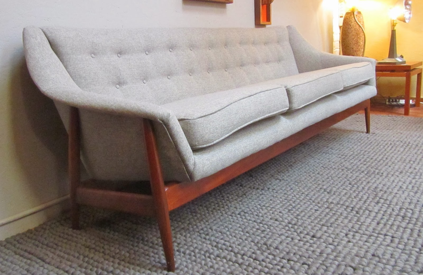 Dux Sofa By Folke Ohlsson Corner Bed Argos Remnant Reupholstered