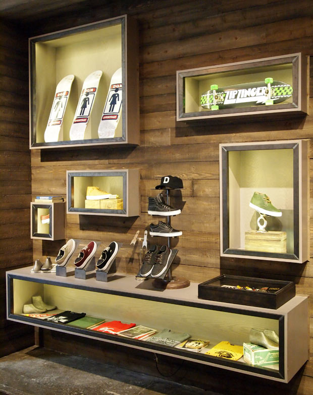 Vans Shoe Store Citadel