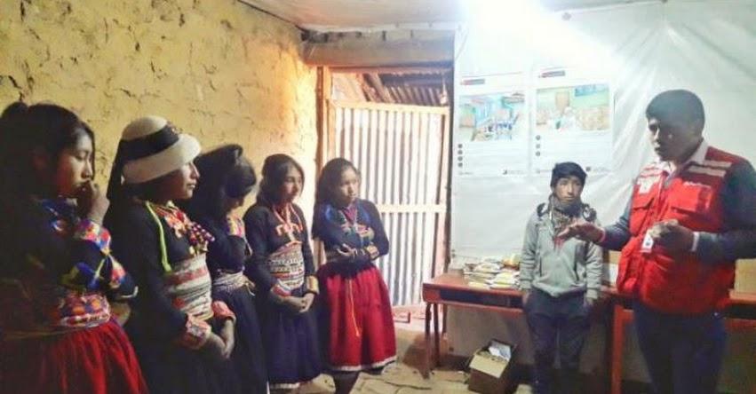 Estudiantes bajo modalidad internado en Apurímac reciben del Midis Qali Warma desayunos, almuerzos y cenas - www.qaliwarma.gob.pe