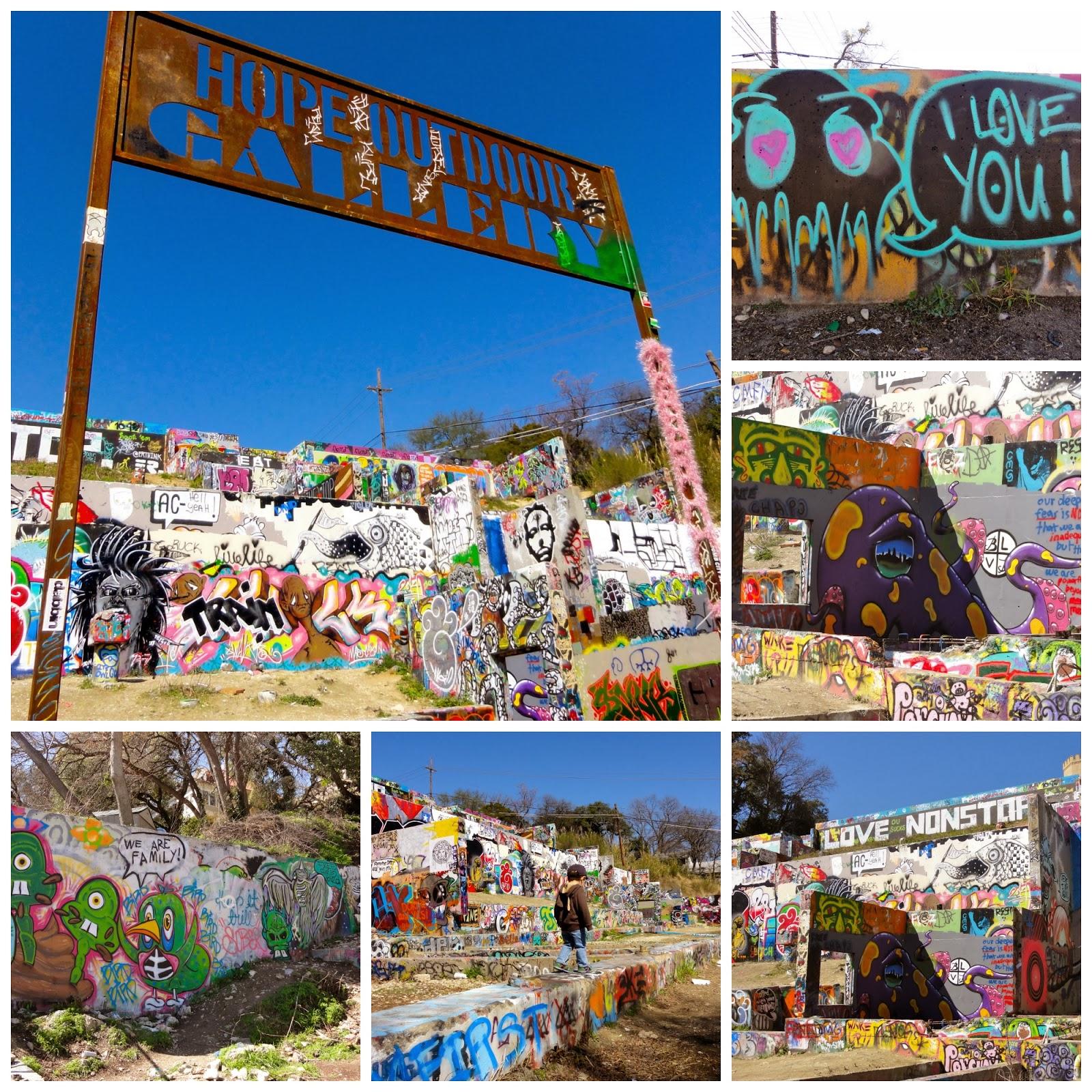 Exploring Austin's Street Art, Murals & Mosaics - Free Fun ...
