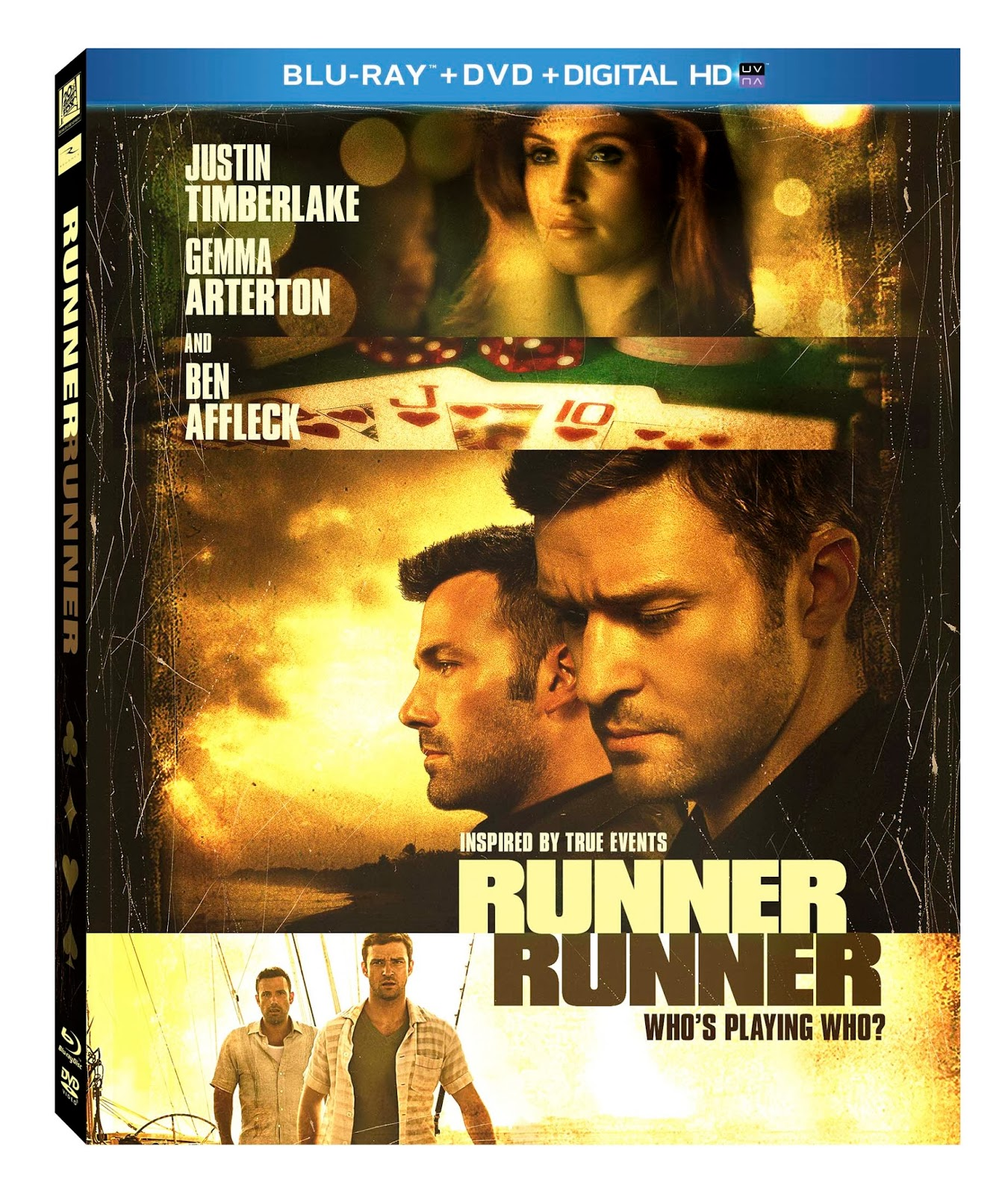 Blu-ray Review - Runner Runner