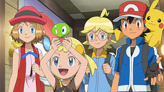 Pokemon XY&Z
