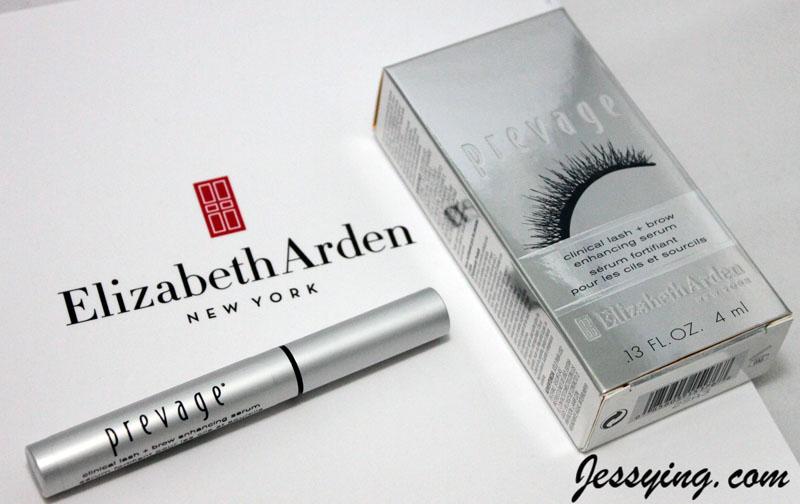 9d6dc4443de Review : Elizabeth Arden Prevage® Clinical Lash + Brow Enhancing Serum ;  stronger, darker, longer & thicker lashes after 2 weeks!