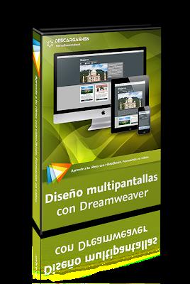 Video2Brain: Diseño multipantallas con Dreamweaver (2012)