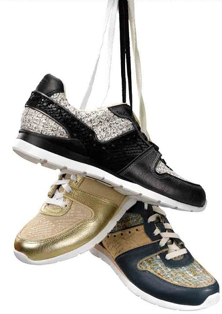 Glam Ugg Sneakers