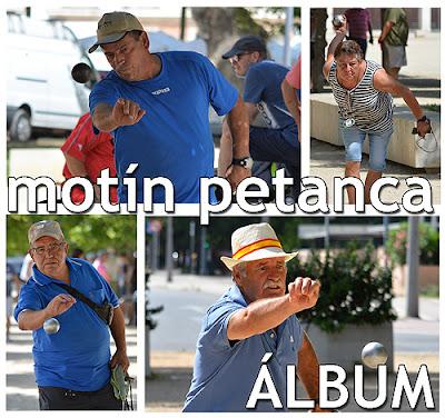 Petanca Aranjuez Motín