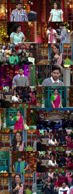 Screen Shot Of The Kapil Sharma Show 18th May 2019 Season 02 Episode 41 300MB Watch Online
