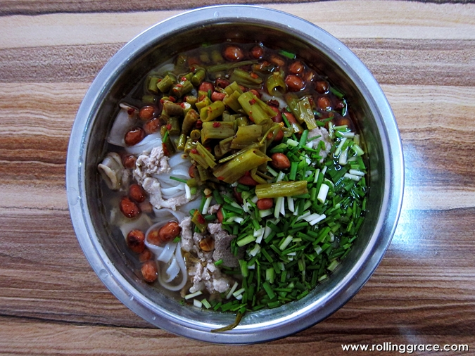 Guilin Rice Noodles 桂林米粉