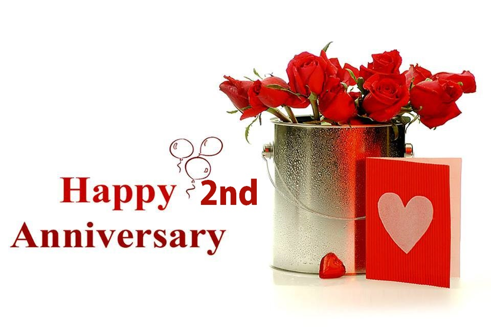 All Wishes 2nd Wedding Anniversary Wishes For Sister And Brother In Law Quotes