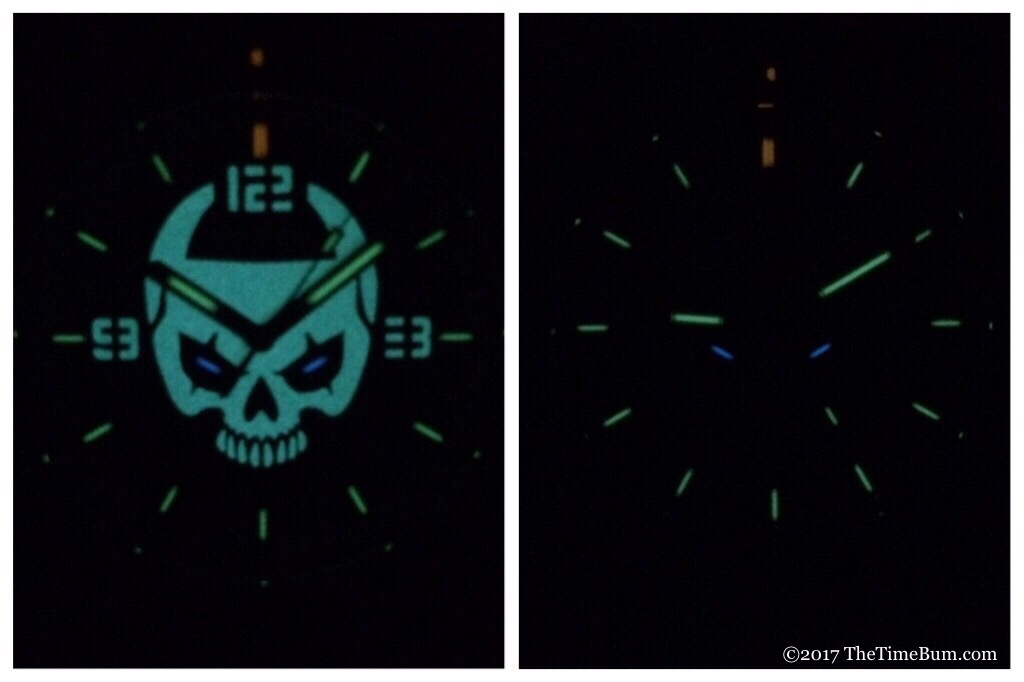 ArmourLite IsoBrite ISO3002 Night Enforcer Limited Edition lume