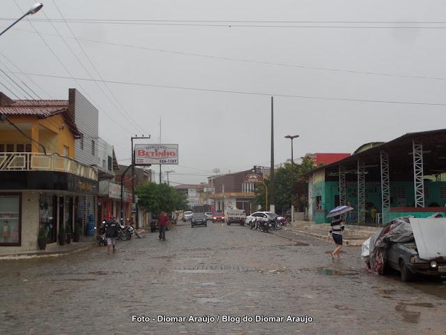 Resultado de imagem para blog do diomar araujo chuva em catarina