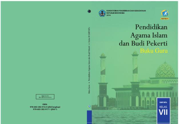 Buku Agama Islam Revisi 2016 Kurikulum 2013 SMP/MTs Kelas VII