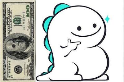 Mendapatkan Uang Dari Bego Live