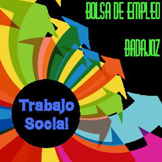 convocatoria de Bolsa de empleo para trabajadores sociales en Badajoz