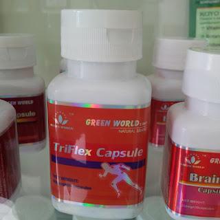 triflex capsule green world obat osteoporosis