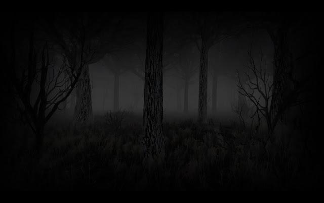 Steam Siyah Karanlik Arkaplan Resimleri 3
