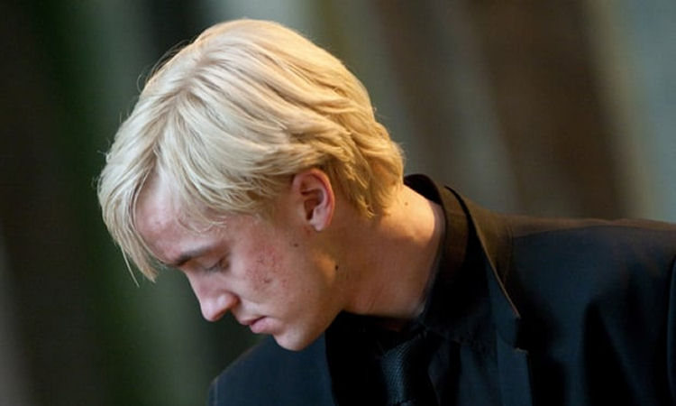 Fifteen Years Ago Tom Felton Became A Household Name As The Platinum Blond Steely Eyed Draco Malfoy In The Harry Potter Franchise Like His Co Stars Daniel