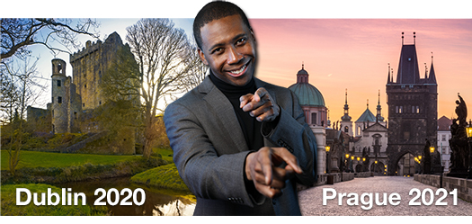 KI - Dublin 2020 & Prague 2021 choir festivals with Rollo Dilworth