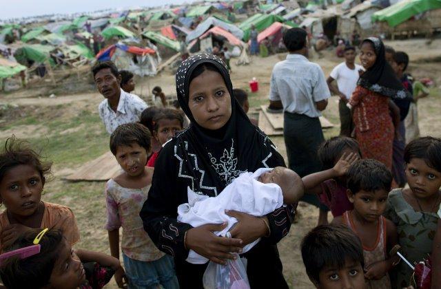 Akhirnya Tenda Dari Indonesia Bisa di Pakai Untuk Pengungsi Rohingya