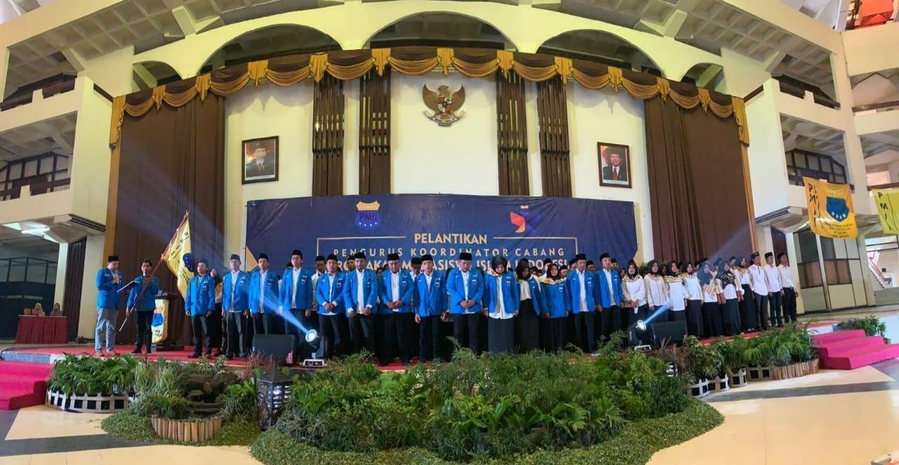 PKC PMII Jawa Timur Resmi di Lantik