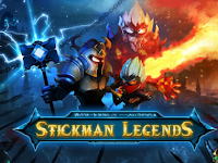 Game Stickman Legends Shadow Wars (SLSW) Apk Megamod For Android