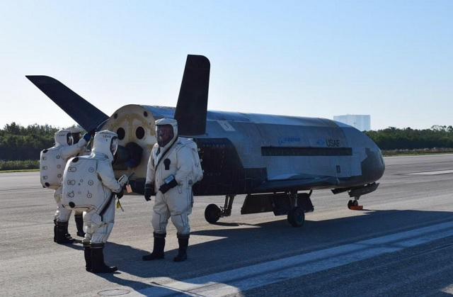 Unmanned US Space Plane Lands After Secret, Two-Year Air Force Mission