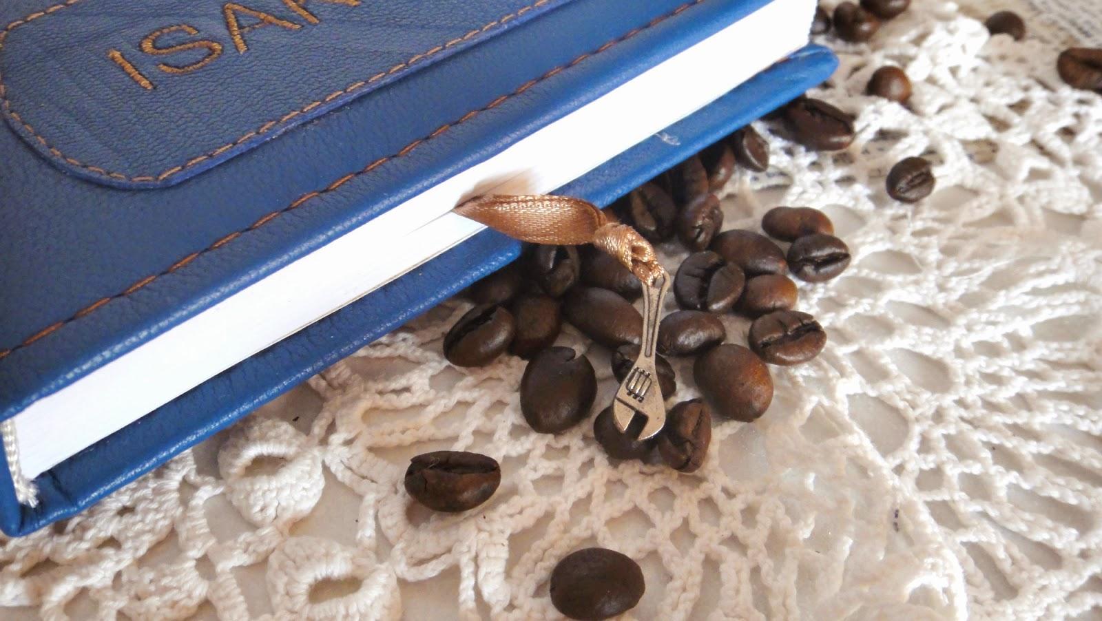 Подарок владельцу автосервиса - настольный ежедневник А5 из кожи