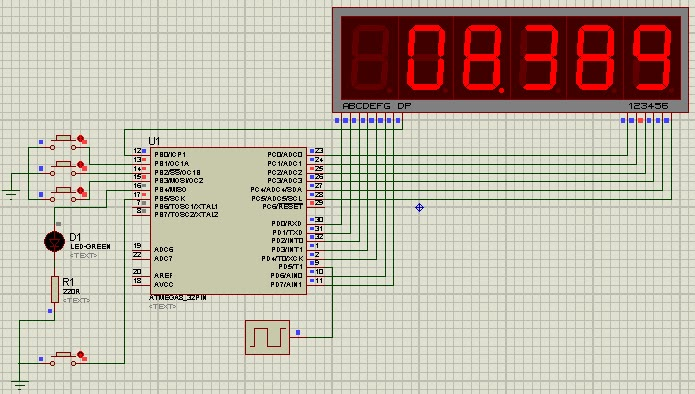 Photo Eye Frequency Counter : Ho to make vhf frequency counter a collection of my