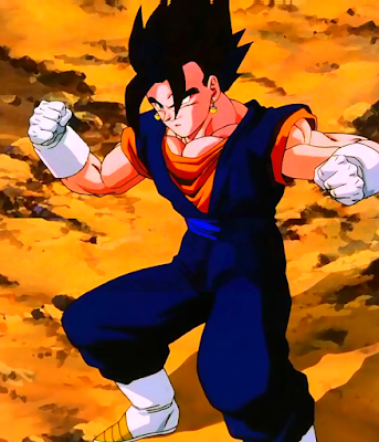 Goku vs Vegeta First Fight