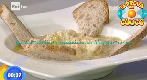 Zuppetta di mazzancolle e ananas ricetta Ricchebono da Prova del Cuoco