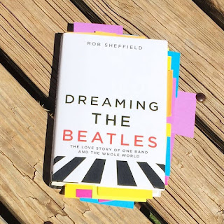 Book Review: Rob Sheffield's Dreaming The Beatles