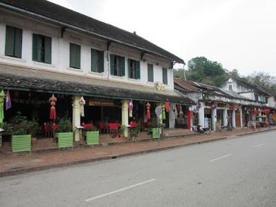 Centro histórico de Luang Prabang, Laos