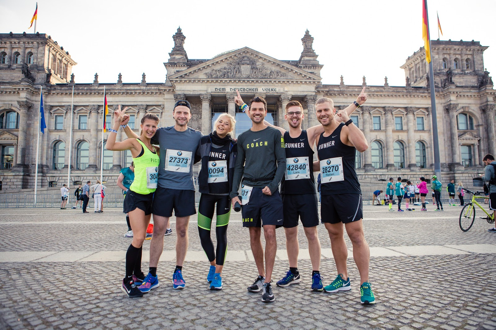 Nike Run Club Reichstag