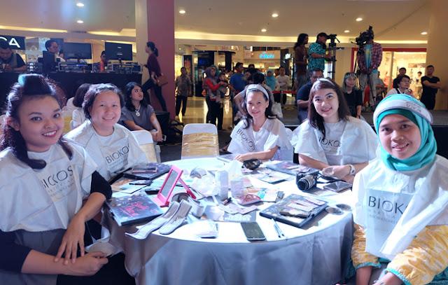 event, kumpulan-emak-blogger, makeup