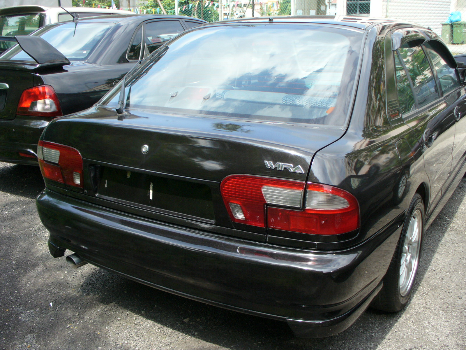 Stream Used Car: Proton Wira 1.5 Special Edition Auto 2004 WNL