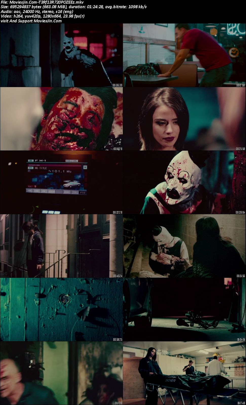 Watch Online Terrifier 2017 English WEBDL 720p Download 650MB Full Movie Download Khatrimaza, free download 9xmovies,