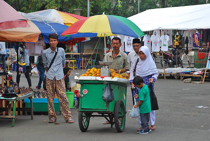 Vendedor de fruta