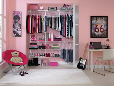 Soft & Attractive Girls Bedrooms